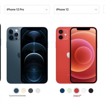 Kaikkien iPhone 12 -mallien akkukapasiteetit selvillä – pienemmät kuin edeltäjissä