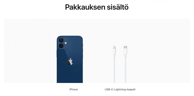 Suomessa ja muualla kuin Ranskassa iPhonen mukana ei tule enää kuulokkeita.