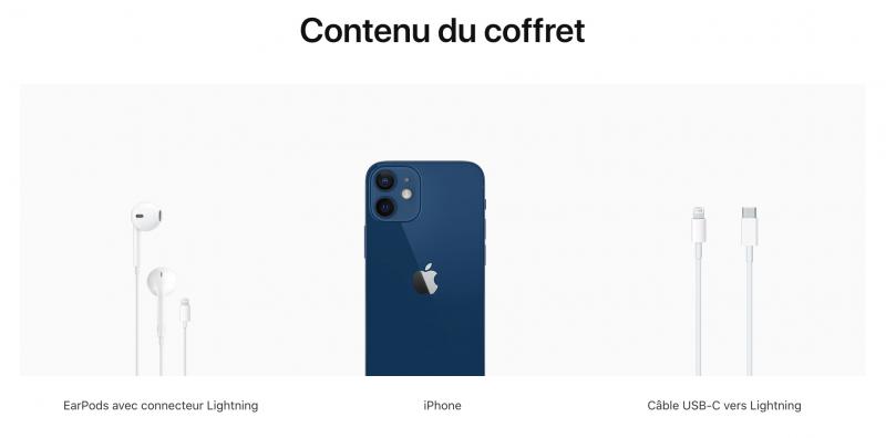 Ranskassa iPhonen mukana tulee yhä kuulokkeet.