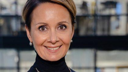 Gigantin tuleva toimitusjohtaja Laura Tarkka.