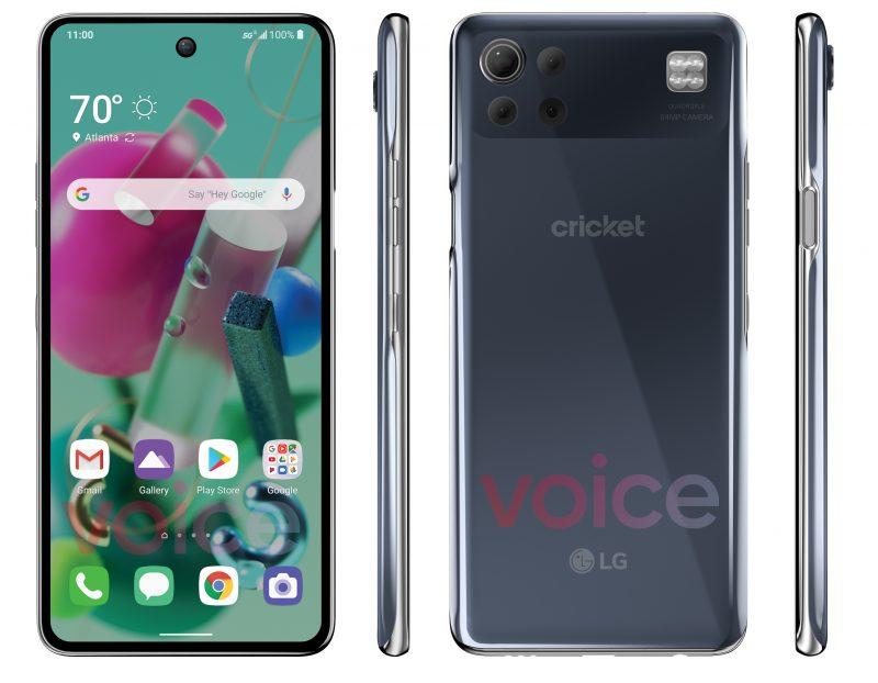 LG K92 5G. Kuva: ELG K92 5G. Kuva: Evan Blass / Voice.van Blass / Voice.