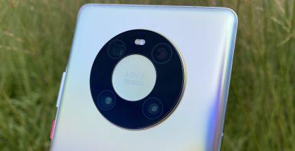 Mate40 Pro on Huawein viimeisimpiä huippupuhelimia.