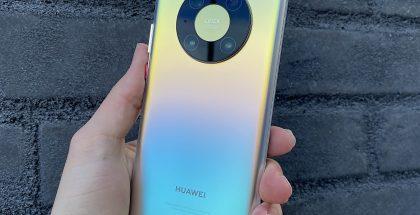 Huawei Mate 40 Pro.