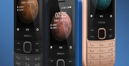 Nokia 225 4G.
