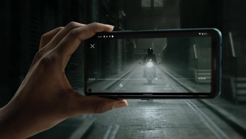 Nokia 8.3 5G tarjoaa monipuoliset kameraominaisuudet.