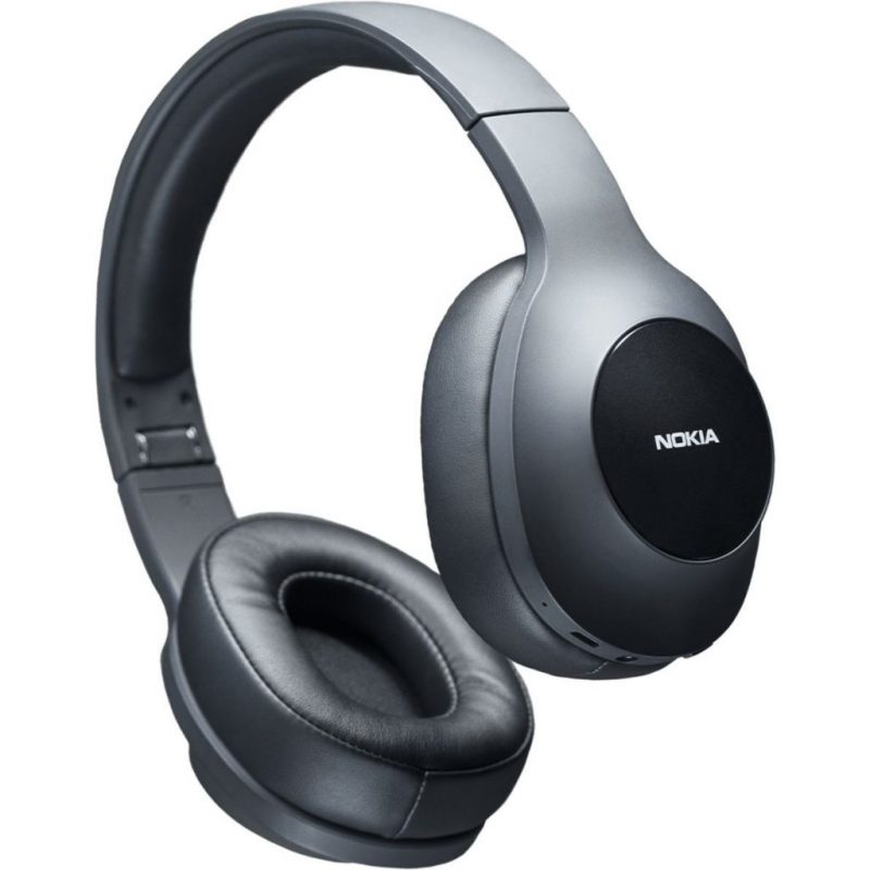 Nokia Essential Wireless Headphones.