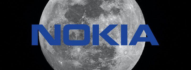 Nokia tulee olemaan mukana rakentamassa 4G-verkkoa Kuuhun.