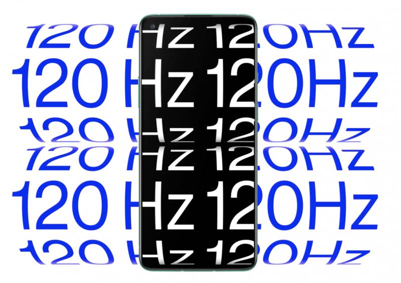 Näytön 120 hertsin virkistystaajuus tekee sisällön selaamisesta sulavampaa.