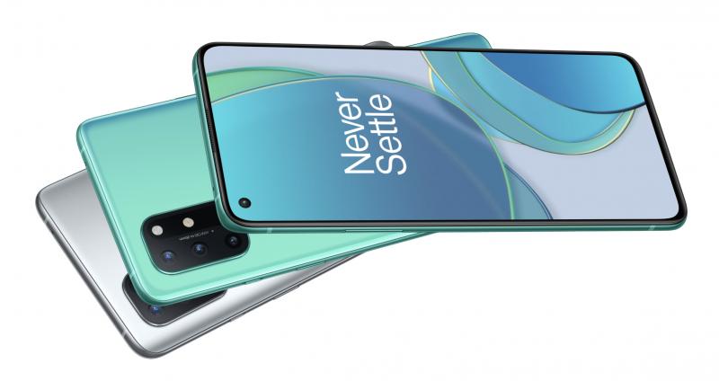 OnePlus 8T.