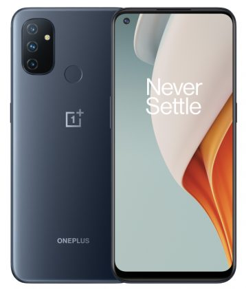 OnePlus Nord N100.