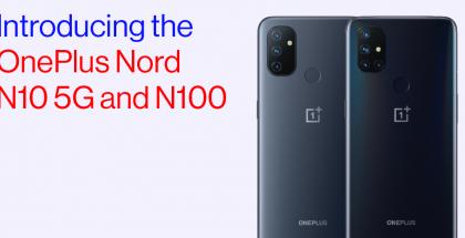 OnePlus Nord -mallisarja laajentuu kahdella mallilla.