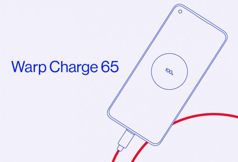 Warp Charge 65 -pikalataus on nopea alusta loppuun.