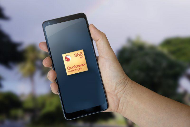 Snapdragon 888 on Qualcommin uusi järjestelmäpiiri huippuluokan älypuhelimiin.