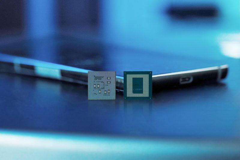 Qualcomm Snapdragon 888 -piiri.