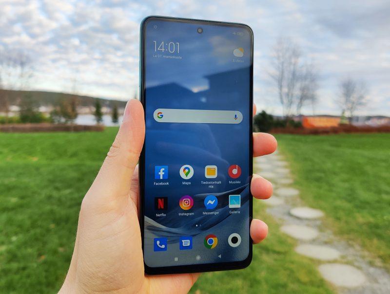Xiaomi Mi 10T Lite on melko kookas uutuus.