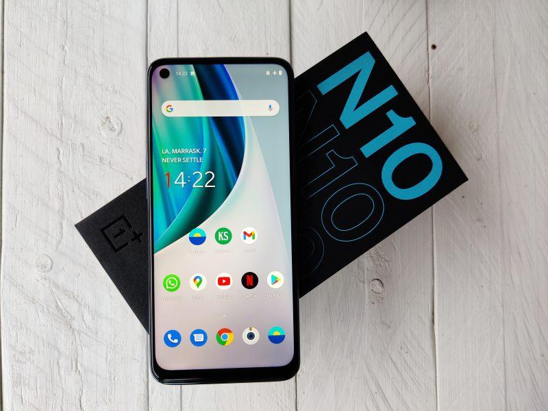 Edullisemmat Nord N10 5G ja Nord N100 ovat kasvattaneet OnePlussan myyntiä.