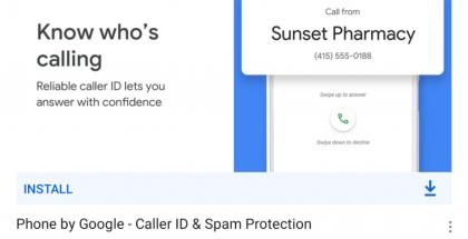Googlen Puhelin-sovellus voi olla pian Google Call. Suomenkielistä muutosta ei ole tiedossa.