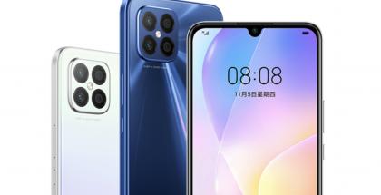 Huawei Nova 8 SE.