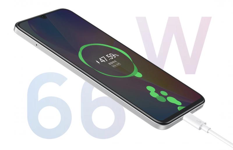 Nova 8 SE tukee jopa 66 watin Huawei SuperCharge -pikalatausta.