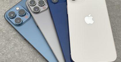 Uusien iPhone 12 -mallien myynti on vetänyt erittäin hyvin.