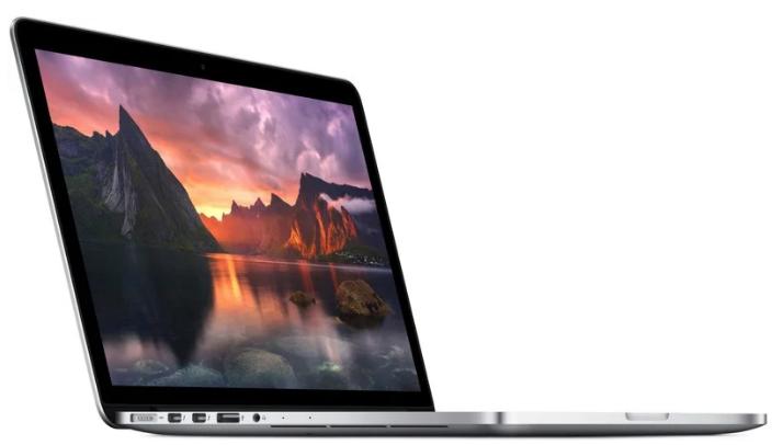 Applen MacBook Pro vuodelta 2014.
