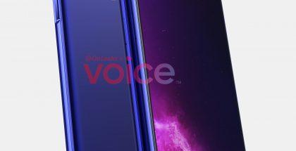 Motorolan uuden älypuhelinmallin, mahdollisesti Moto G10 Playn, mallinnos. Kuva: OnLeaks / Voice.