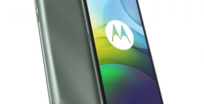 Moto G9 Power, Metallic Sage.