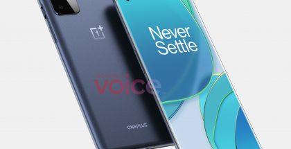 OnePlus 9 Pron mallinnos. Kuva: OnLeaks / Voice.