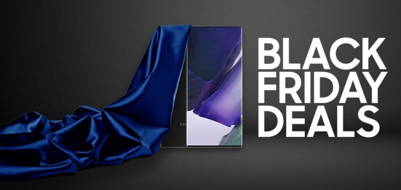 Samsung Black Friday.