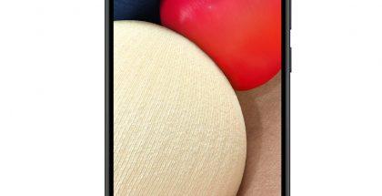 Samsung Galaxy A02s.