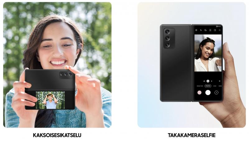 One UI 3.0 -päivitys tuo Galaxy Foldille uudet Galaxy Z Fold2:ssa nähdyt kuvausominaisuudet.