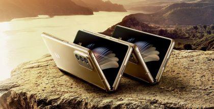 Samsung W21 5G on Kiinan markkinoille suunnattu erikoisversio Galaxy Z Fold2:sta.