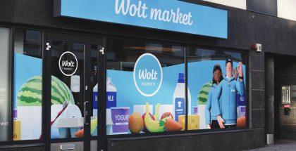 Turun Wolt Market sijaitsee Humalistonkadulla.