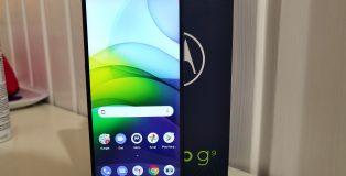 Motorola Moto G9 Power.