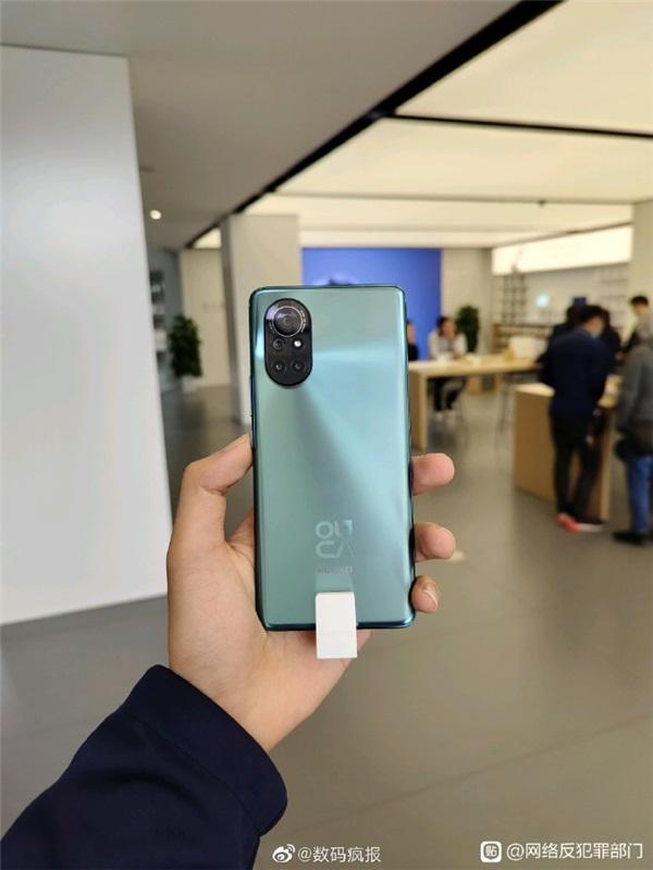 Huawei Nova 8 takaa.