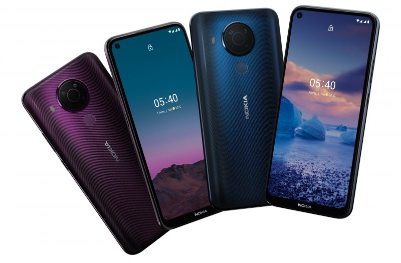 Nokia 5.4.