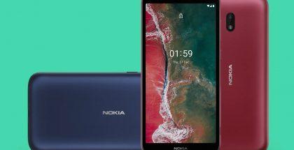 Nokia C1 Plus.