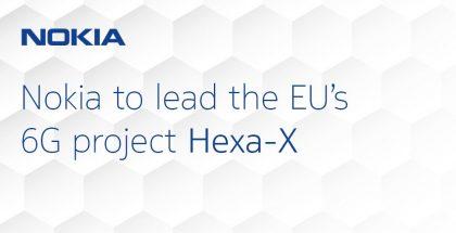 Nokia toimii johtajana EU:n Hexa-X-projektissa.