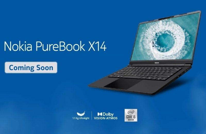 Nokia PureBook X14 on ensimmäinen uusi Nokia-brändiä kantava läppäri.