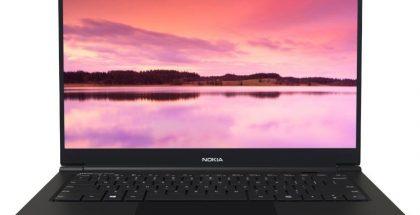 Nokia PureBook X14 on varustettu 14 tuuman näytöllä.