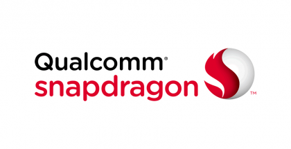 Qualcomm Snapdragon logo.