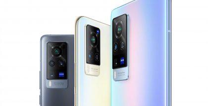 Vivo X60 -sarjan älypuhelimet julkistetaan 29. joulukuuta.