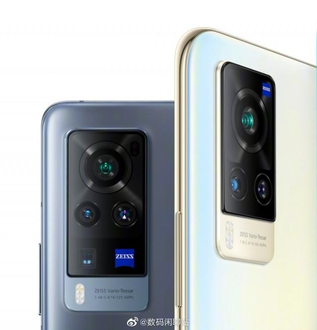ZEISS-yhteistyö alkaa Vivon X60-sarjan älypuhelimista.