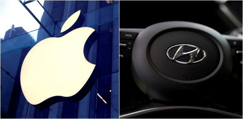 Apple + Hyundai.