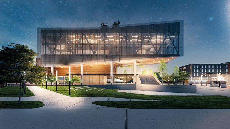 Apple rahoittaa 25 miljoonalla dollarilla Atlantaan rakennettavaa Propel Centeriä.