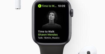 Apple Watch ja Apple Fitness+ saivat uuden Time to Walk -toiminnon.