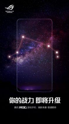 Asus ROG Phone 4 -ennakkokuva.