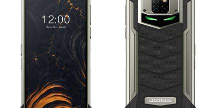 Doogee S88 Plus.