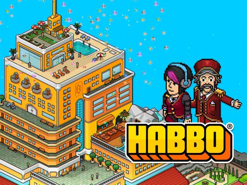 Sulake tunnetaan Habbo Hotelista.