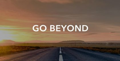 Honorin uusi brändislogan on Go Beyond.